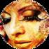 Eyelashes | Fotokunst rond_8